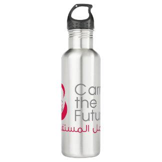 bouteille d'eau de l'acier inoxydable 24oz