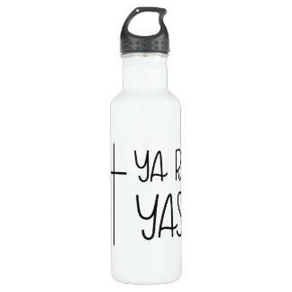 Bouteille d'eau de Ya Rabbin Yasou (seigneur Jésus