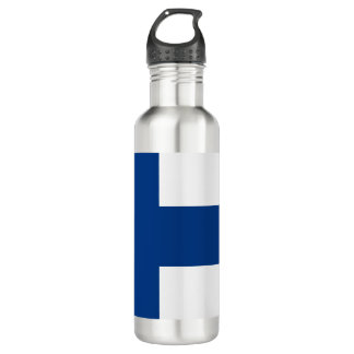 Bouteille D'eau Drapeau de la Finlande