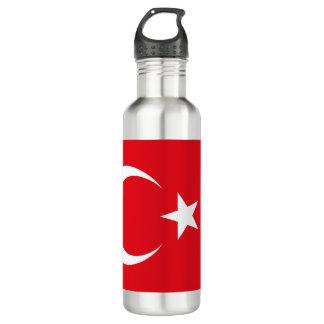 Bouteille D'eau Drapeau de la Turquie