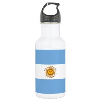 Bouteille D'eau Drapeau de l'Argentine