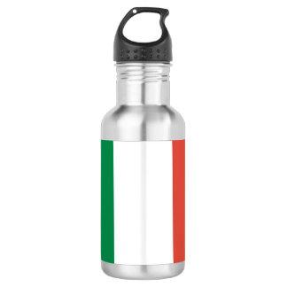 Bouteille D'eau drapeau italien