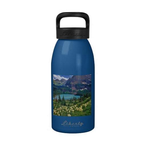 Bouteille d'eau du Montana