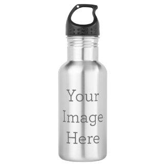 Bouteille D'eau En Acier Inoxydable Créez vos propres