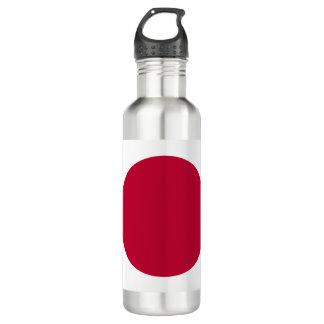 Bouteille D'eau En Acier Inoxydable Drapeau du Japon