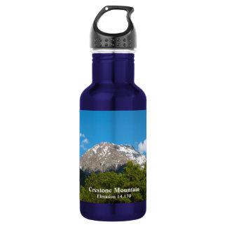 Bouteille D'eau En Acier Inoxydable Évènements mémorables de Crestone le Colorado *