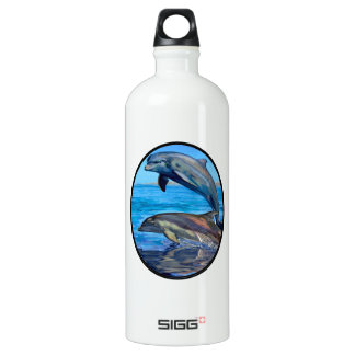Bouteille D'eau En Aluminium Amis d'océan