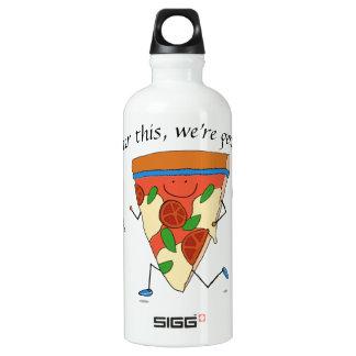 Bouteille D'eau En Aluminium Après ceci, nous obtenons la pizza ! Pour des