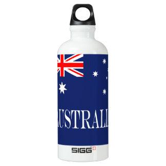 Bouteille D'eau En Aluminium Drapeau de l'Australie