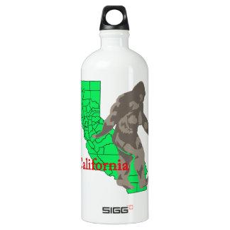 Bouteille D'eau En Aluminium La Californie Bigfoot