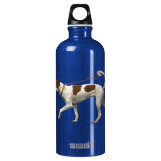 Bouteille D'eau En Aluminium Marcheur de chien - queue de chien - saint Germain