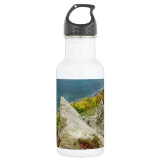 Bouteille D'eau Falaises de craie sur l'île Ruegen