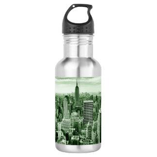 Bouteille D'eau New York City - Manhattan - cru