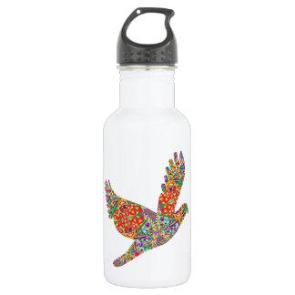 Bouteille D'eau Oiseau chanceux d'ANGE - Goodluck parfait