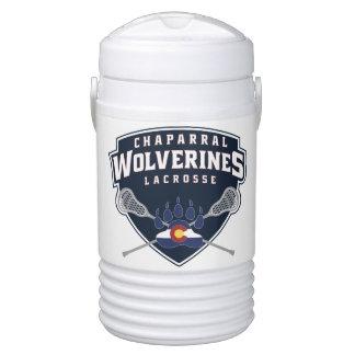 Bouteille Isotherme ChapLAX colle de boisson de gallon d'igloo de