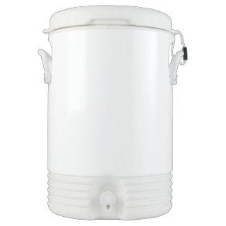 Bouteille Isotherme Glacière fait sur commande de boisson d'igloo -