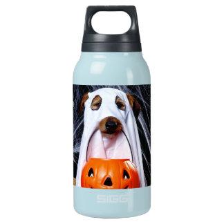 Bouteilles Isotherme Chien de fantôme - chien drôle - poursuivez