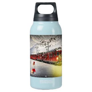Bouteilles Isotherme Express de Pôle Nord - train de Noël - train de