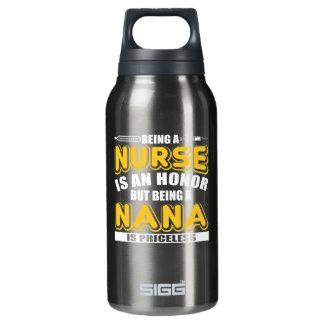 Bouteilles Isotherme Soyez infirmière est honneur soit Nana est