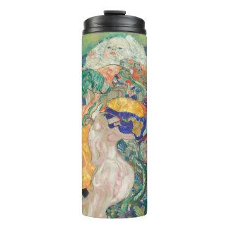 Bouteilles Isothermes Culbuteur de berceau de bébé de Gustav Klimt