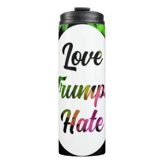 Bouteilles Isothermes Culbuteur de haine d'atouts d'amour