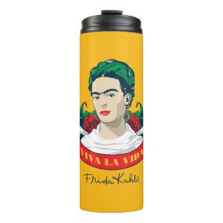 Bouteilles Isothermes La Vida de vivats de Frida Kahlo |