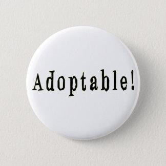 Bouton adoptable pin's