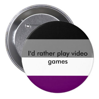 Bouton asexuel badges