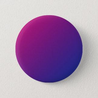 Bouton bisexuel de fierté - gradient badge