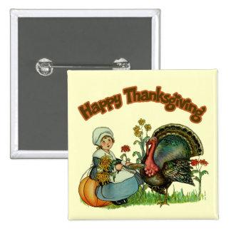 Bouton - bon thanksgiving badge