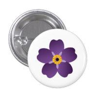 Bouton centennal de génocide arménien petit badge rond 2,50 cm