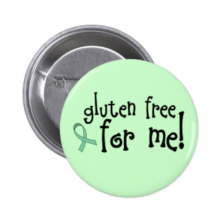 Bouton coeliaque libre de gluten badges