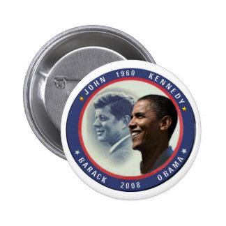 Bouton d Obama JFK Badges