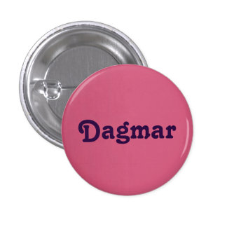 Bouton Dagmar Badge