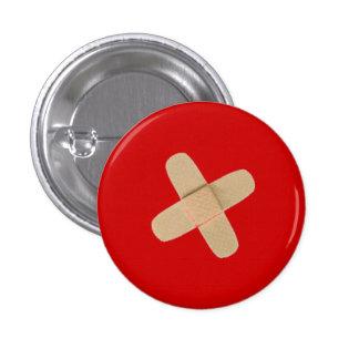 bouton d'aide de bande pin's
