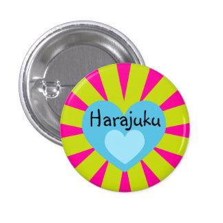 Bouton d'amour de Harajuku Pin's