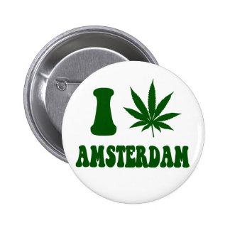 Bouton d'Amsterdam Badge