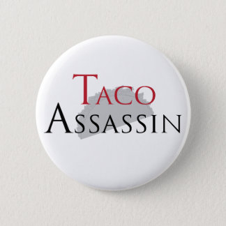 Bouton d'assassin de taco badge