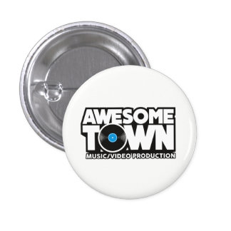 Bouton d'Awesometown Pin's
