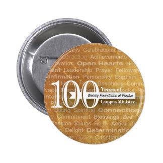 bouton de 100 ans ! badge