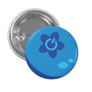 Bouton de baie de médias badge