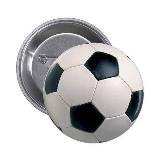 Bouton de ballon de football badges