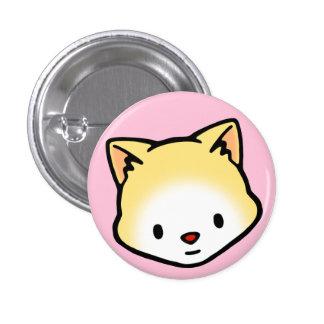 Bouton de bonbon à étoile badge rond 2,50 cm