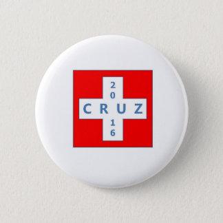 Bouton de campagne présidentielle de Ted Cruz 2016 Badges
