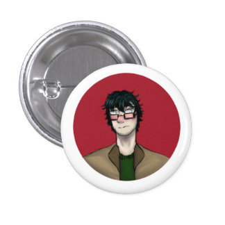 Bouton de caractère de Tyr Badge