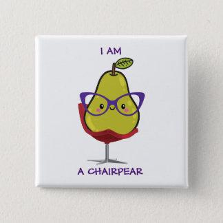 Bouton de ChairPear Pin's