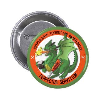 """Bouton de conception de """"hommage"""" de CTM Badges"""