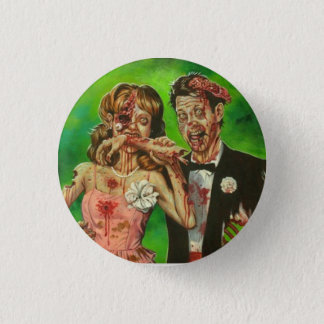 Bouton de couples de zombi pin's