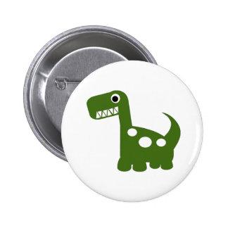 bouton de Dino-acarides Badges