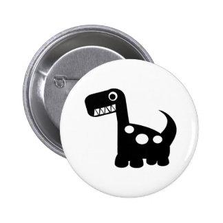 bouton de Dino-acarides Pin's
